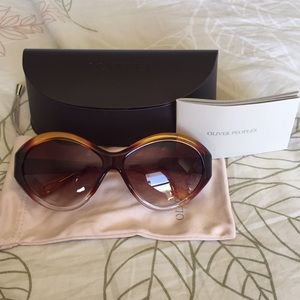 Oliver Peoples Sunglasses- Casella